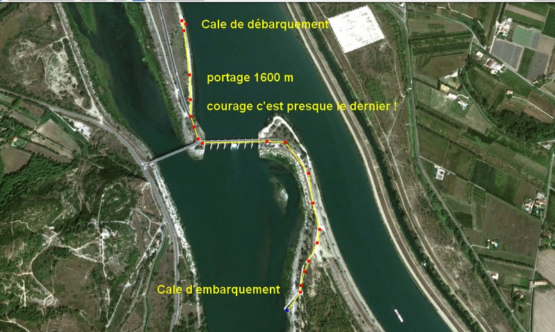 barrage Vallabrègue